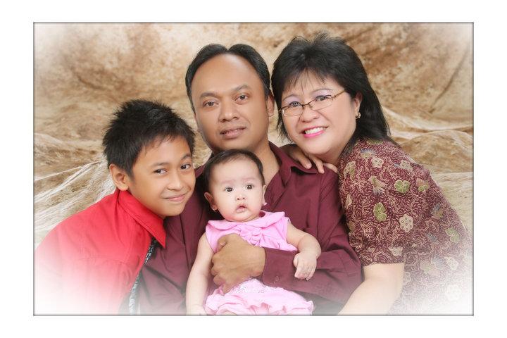 Foto Keluarga Mei 2010