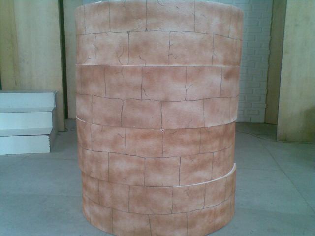 Menara babel dari steorofoam