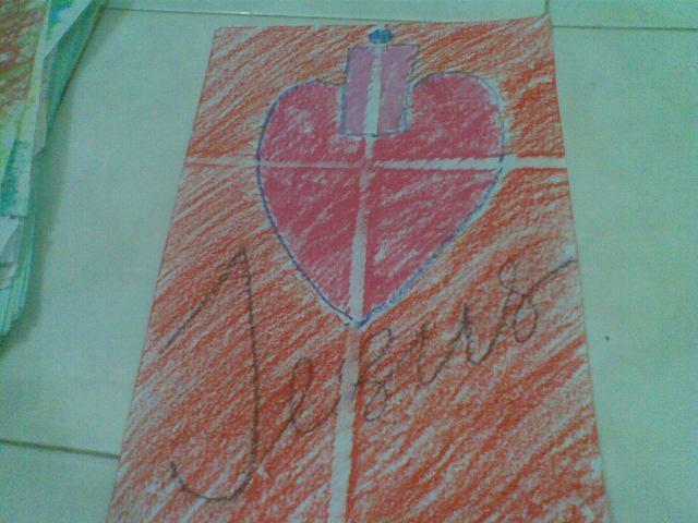 KOMBINASI I LOVE JESUS