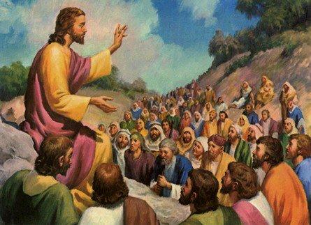 IMAJINASI YESUS YANG SANGAT MEMUKAU PENDENGAR
