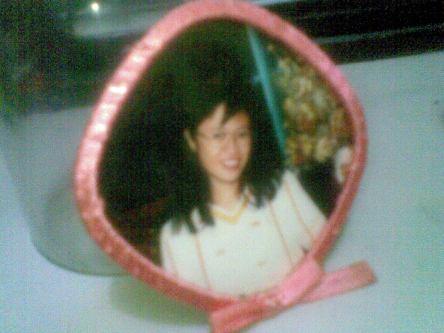 photo masa muda dulu, bisa memakai bentuk bingkai yang agak kotak