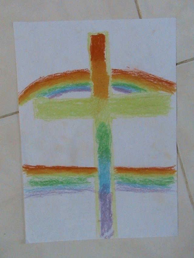 Lomba Menggambar Salib Untuk Kegiatan Pra Paskah Jenius Cara Alkitab