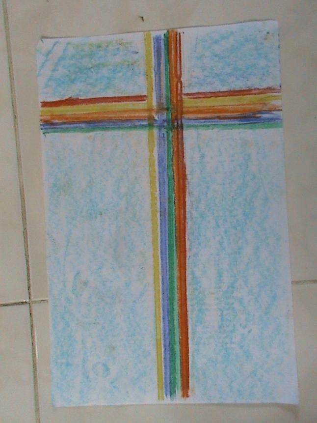 Yonatan - kasih Yesus seperti pelangi sesudah hujan