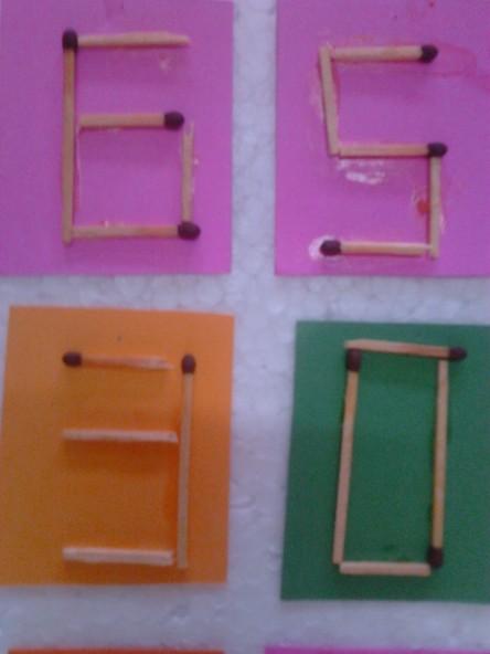 kreatifitas karya  kak ALNINDA RAMANDANI, guru GPDI Bayeman, Magelang