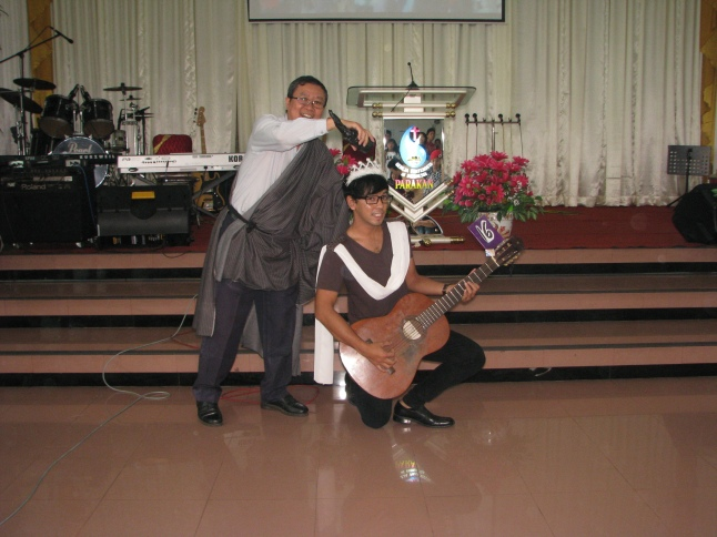Daud terpilih menjadi Raja yang diurapi