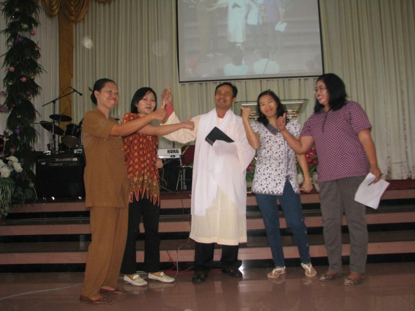 Samuel diangkat menjadi Nabi