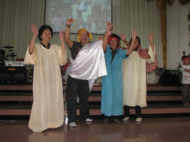 Yoshua setia menunggu Musa berdoa