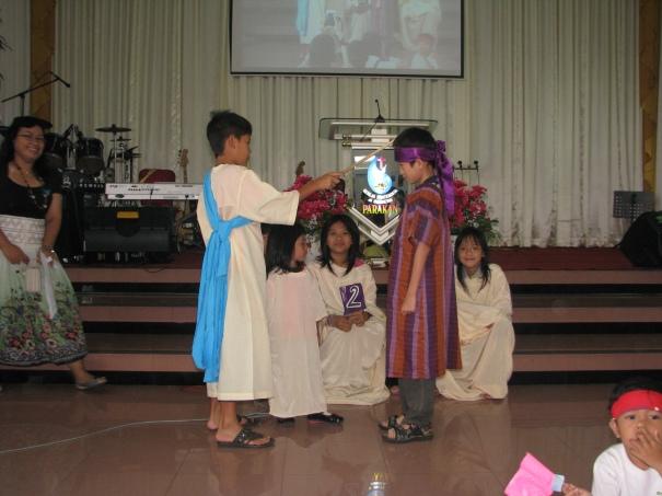 Yusuf dilantik menjadi Penguasa Mesir