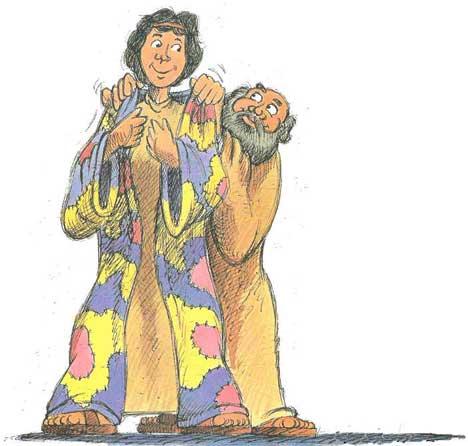 Yusuf berjubah baru