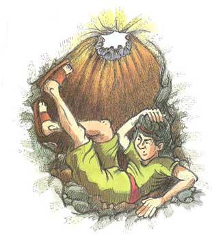 Yusuf dimasukkan ke dalam sumur