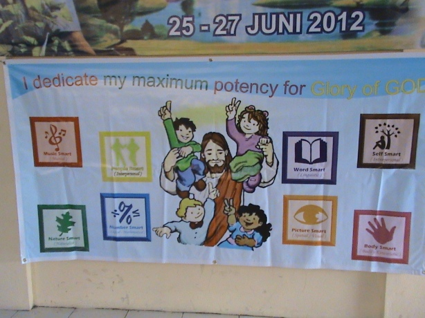 BANNER I DEDICATE MY MAXIMUM POTENCY FOR THE GLORY OF GOD