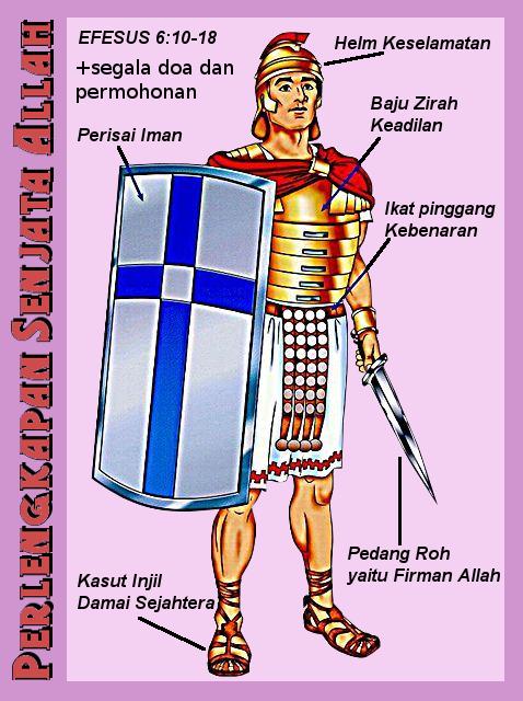 Game Perlengkapan Senjata Allah Jenius Cara Alkitab