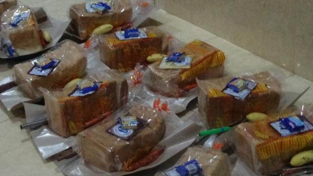 Lomba Menghias Roti Tawar Jenius Cara Alkitab