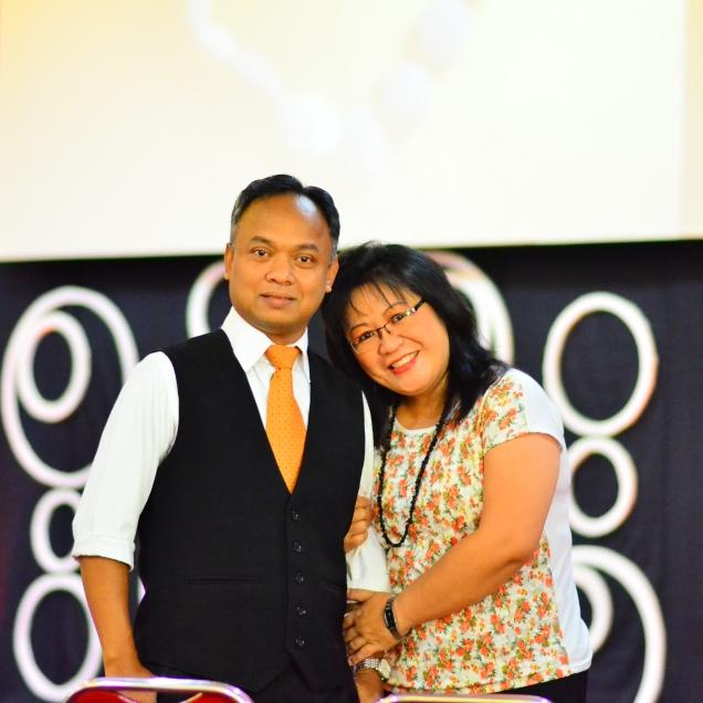 Kami sama-sama alumnus UKRIM- Yogyakarta.